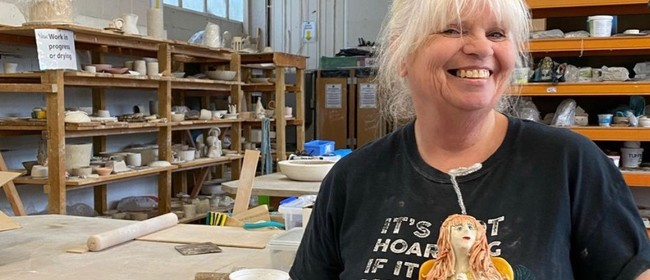 Beginner Pottery Class for Adults: SOLD OUT
