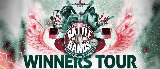 BOTB Winners Tour - Featuring Big Tasty & Guests: CANCELLED