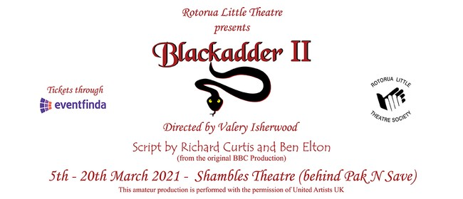 Blackadder 2