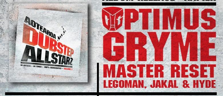 Aotearoa Dubstep Allstarz Ft Optimus Gryme