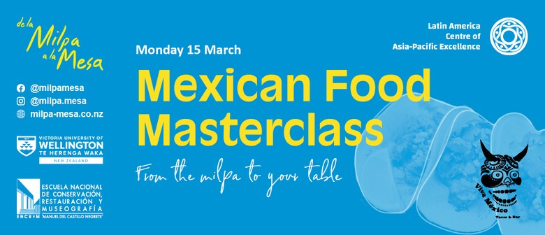 Mexican Food Masterclass
