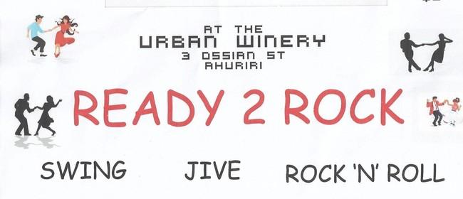 Ready 2 Rock: POSTPONED