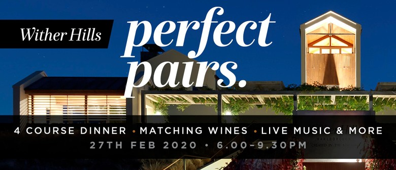 Wither Hills Perfect Pairs dinner