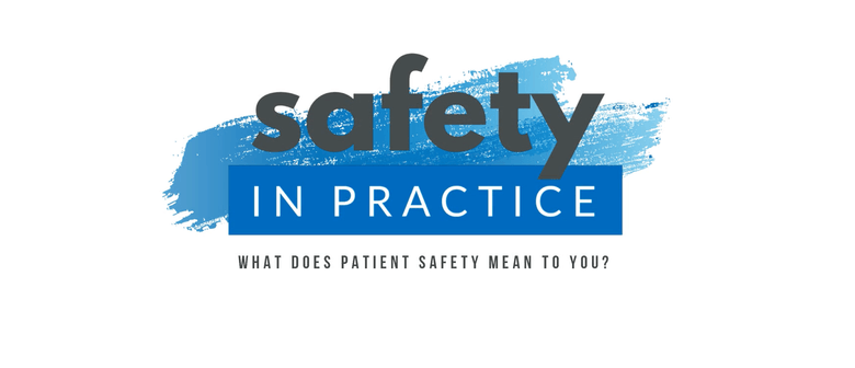 Safety in Practice Learning Session 2 - City: CANCELLED