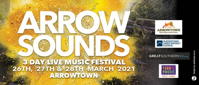 Arrow Sounds - 3 Day Live Music Festival