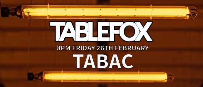 Tablefox 'Tired Soul' Single Release Show
