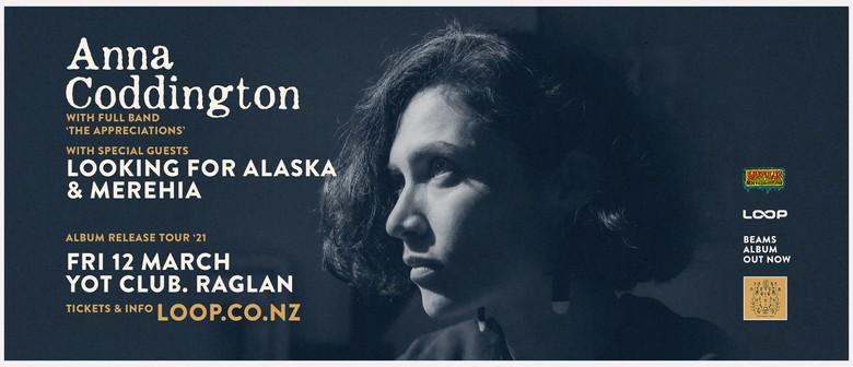 Anna Coddington - Beams Album Release Tour