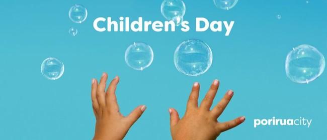 Children's Day I Te rā o ngā Tamariki: POSTPONED