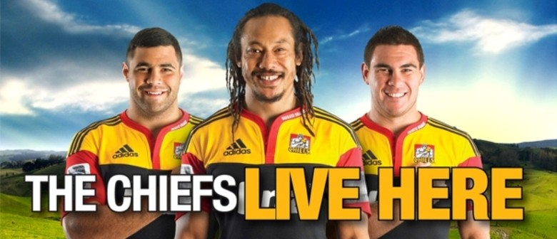 Chiefs vs Crusaders - Super Rugby