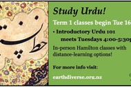 Study the Urdu Language with EarthDiverse in 2021