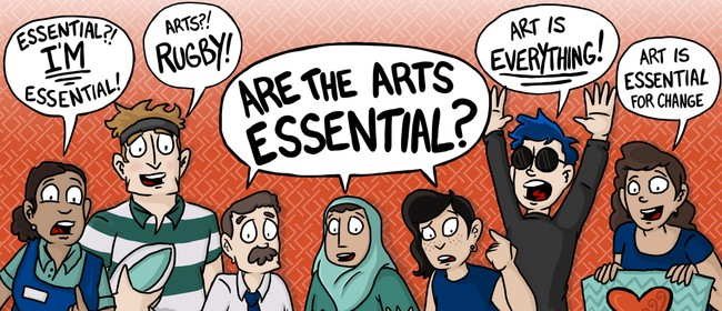 Are the Arts Essential