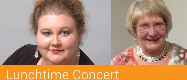 Lunchtime Concert: Allison Cormack