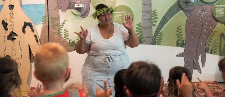 Weka Wednesdays: Storytelling - Superheroes of the Pacific