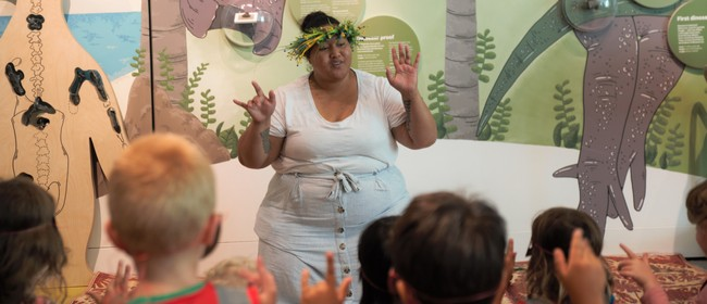 Weka Wednesdays: Storytelling - Superheroes of the Pacific