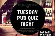 Image for event: Quiz Night Hosted By Kris
