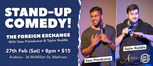 Stand-Up Comedy - The Foreign Exchange