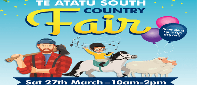 Te Atatu South Country Fair 2021