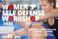 Women's Self-Defense Workshop: CANCELLED