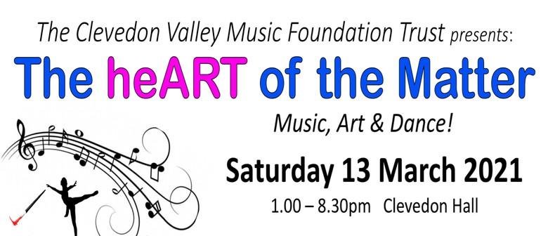 The heART of the Matter - Music, Art & Dance