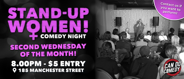 Stand-Up Women! Comedy Night