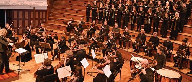 Bach Musica NZ: Mozart Requiem & Grieg Piano Concerto