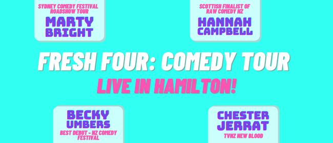 Fresh Four - Comedy Tour