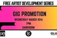 Gig Promotion