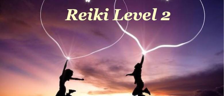 Reiki Level 2 Training - Usui/Holy Fire Reiki®