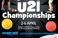 Croquet NZ Terminator Mallets U21 Golf Croquet Championships