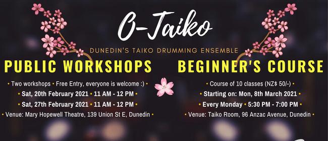 Taiko Beginners Course (2021)
