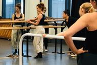 Open Adult Ballet Classes