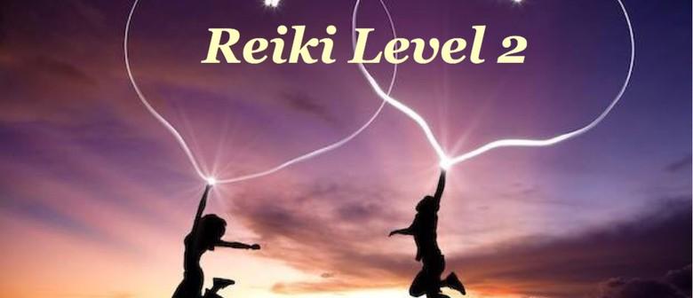 Reiki Level 2 training - Usui/Holy Fire® Reiki