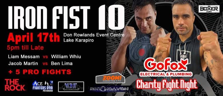 Iron Fist 10 - Fight Night