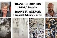 Exhibition & Opening - Danny Blackman & Diane Crompton