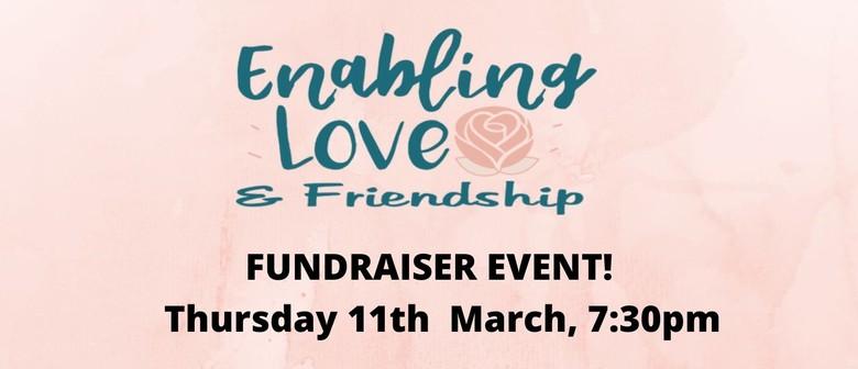 Enabling Love and Friendship Fundraiser: POSTPONED