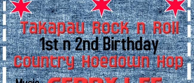 Takapau Rock n Roll Club