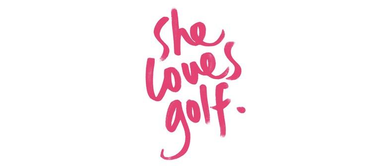 She Loves Golf