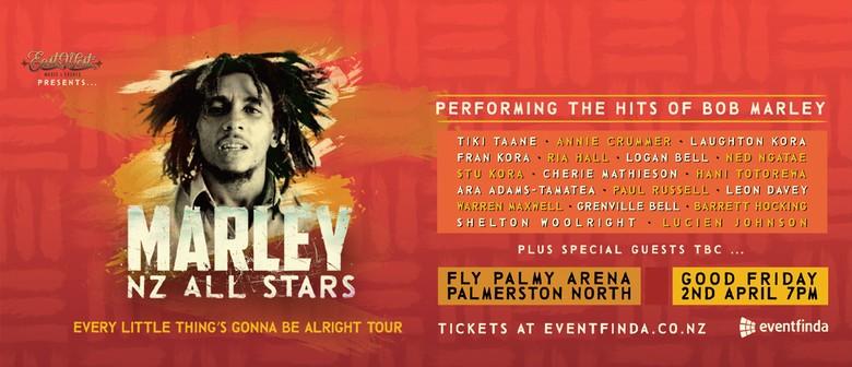Marley NZ All Stars: POSTPONED