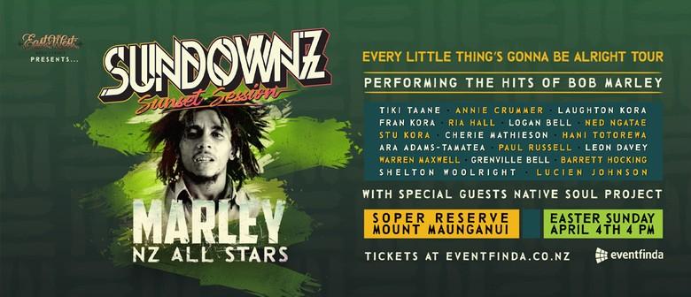 Marley NZ All Stars
