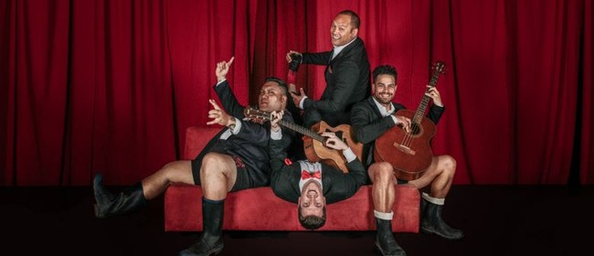 Modern Māori Quartet | Lola & Friends, Together