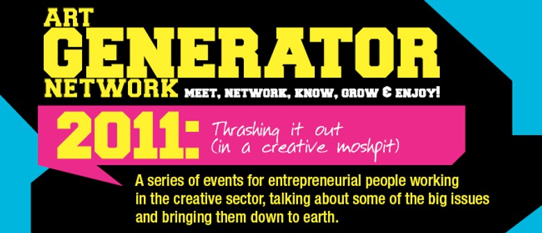 Generator Network: Thrashing It Out In a Creative Moshpit