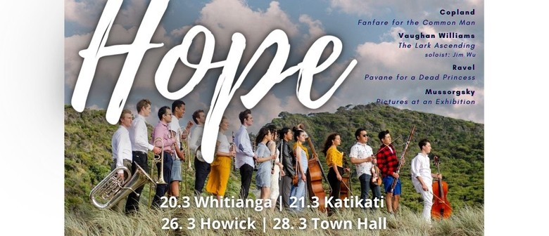 AYO Auckland Youth Orchestra - Hope
