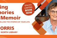 Jo Morris Turning Memories into Memoir