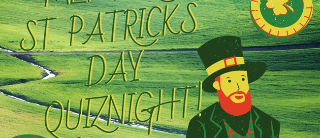 Boathouse Members St Patricks day Quiz Night: CANCELLED