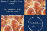 Hot Cross Bun Workshop