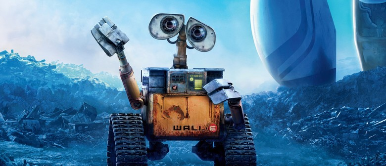 Movies in Parks - PPPC presents WALL.E