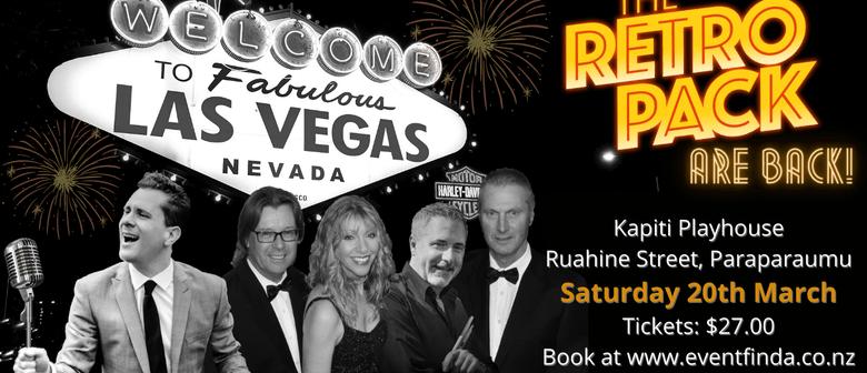Retro Pack - Vegas Lives!