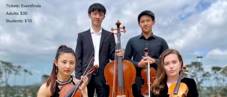 Afflatus Ensemble - Mendelssohn & Borodin String Quartets.: CANCELLED