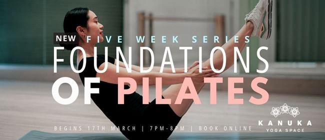 Foundations Of Pilates - Five Week Series