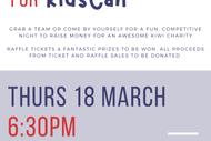 Pier Law Quiz Night Fundraiser for KidsCan